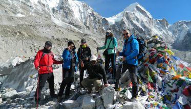 Everest Base Camp Trek - 12 Days