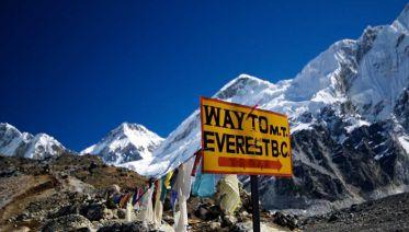 Everest Base Camp Trek  (EBC Trek) - 12 Days