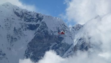 Everest Base Camp Trek Helicopter Return