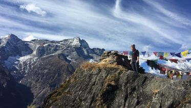 Everest Base Camp Trek With Chopper Return (9 Days)
