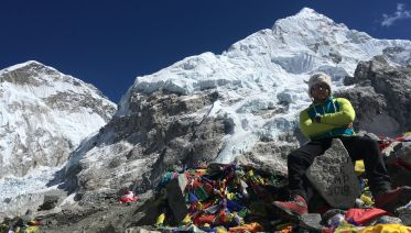 Everest Base camp trek with chopper return