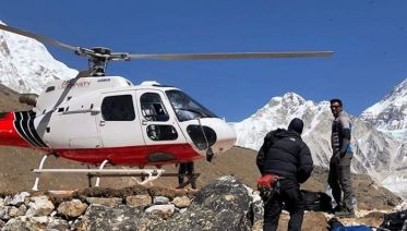 Everest Base Camp Trek with Heli Return