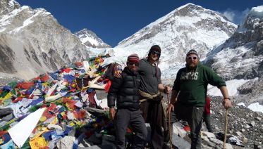Everest Base Camp Trekking 12 Days