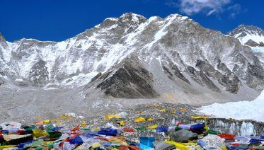 Everest 3 Passes Circuit Trek without EBC 16 Days