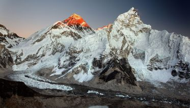Everest Three High Passes Trek