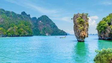 Exceptional New Year Cruise between Malaysia and Thailand (port-to-port cruise)