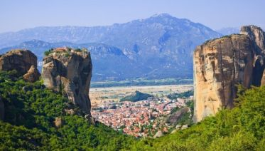 Exclusive Group (min 10 Pax): Classical Tour Greece Nafplion, Olympia, Delphi, Meteora