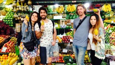 Exotic Fruits Experience