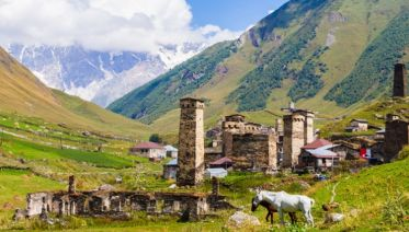 Expedition - Svaneti, Georgia