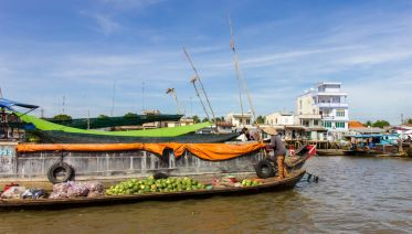 Explore Life In The Mekong Delta - A Bicycle Tour