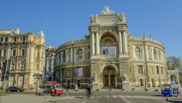 Explore Odessa