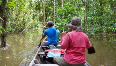 Explore The Colombian Amazon