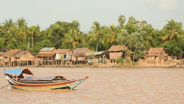 Explore Twante By Boat - Full Day Tour