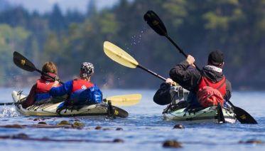 Express Orca Kayak Adventure 6D/5N