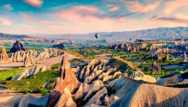 Fairy Trails of Cappadocia