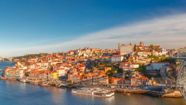 Family Club: Porto, the Douro valley (Portugal) and Salamanca (Spain) (port-to-port cruise)