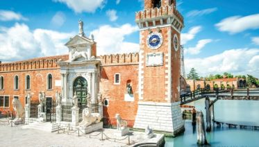 Family Club: Venice And Its Lagoon (port-to-port Cruise)