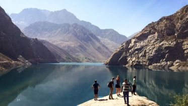 Fann & Pamir Mountains Tour