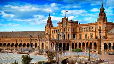 Fascinating Seville Sightseeing Tour