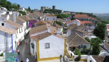 Fátima, Óbidos & Nazaré Full-day tour