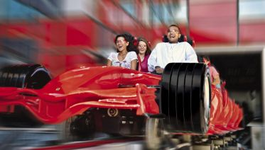 Ferrari Park Or Yas Waterworld Tour
