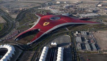 Ferrari World And Abu Dhabi City Tour Pickup From Dubai