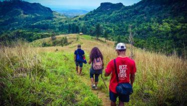 Fiji on Foot