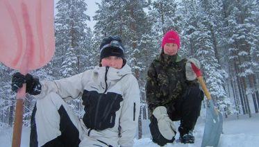 Finnish Lapland Winter Wonderland 5D/4N