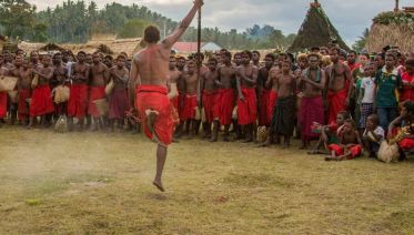 Firedance Festival, Papua New Guinea - Limited Edition