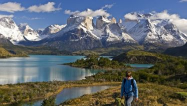 Fitz Roy and Torres del Paine