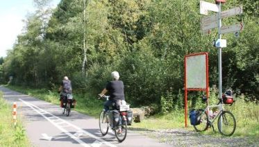 Five Countries Cycle