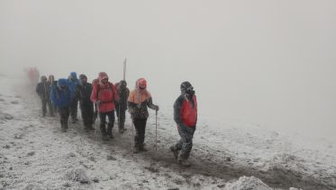 Five-Day Kilimanjaro Climb: Marangu Route
