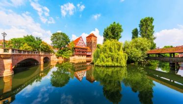 Five Waterways Of Bavaria Cycling