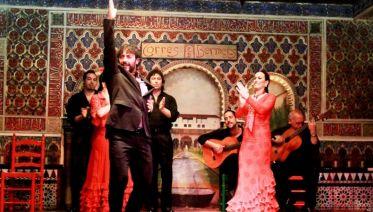 Flamenco Show With Tapas