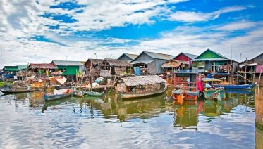 Floating Villages, Tonle Sap Lake and Mangrove Forest