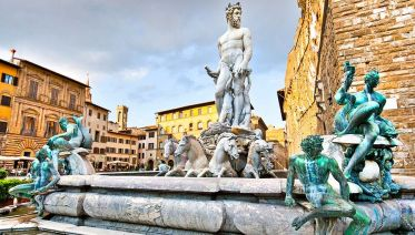Florence Grand Panoramic Tour & Accademia Gallery