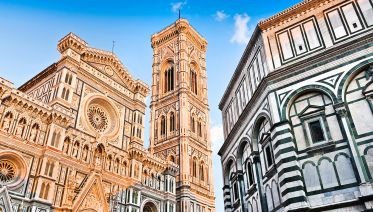 Florence Hills, walking tour, Accademia and Uffizi