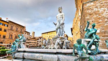 Florence: Piazzale Michelangelo & Fiesole