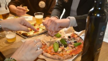 Florence Pizza Making and Craft Beer
