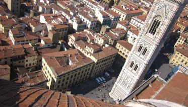 Florence Tour: Brunelleschi Dome with Terrace & Baptistry