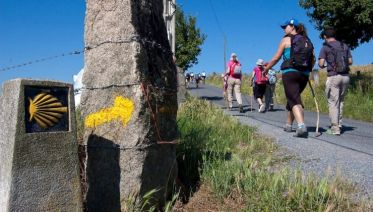 Headwater - Following St James' Way, Self-Guided Walking