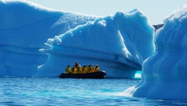 Four Arctic Islands: Spitsbergen, Jan Mayen, Greenland And Iceland