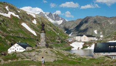 Francigena Way: from the Great St Bernard Pass