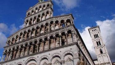 Francigena Way: Lucca to Siena