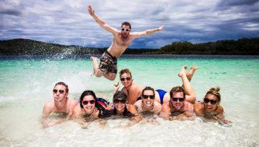 Fraser Island Camping Adventure 3D/2N (from Rainbow Beach)