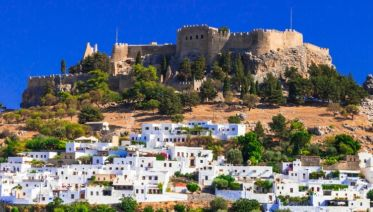 From Cyprus, the Island of Aphrodite, to Athens, the City of Gods (port-to-port cruise)
