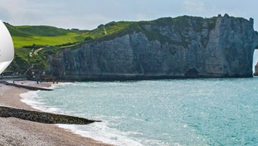 From the chalk Cliffs in Étretat to the Heart of Paris: The hidden treasures of the Seine Valley (port-to-port cruise)
