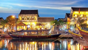 From the Mekong Delta to the Angkor Temples, the Imperial Cities, Hanoi, and Halong Bay (port-to-port cruise)