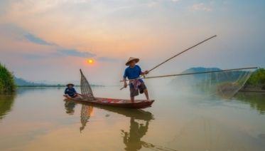 From the Temples of Angkor to the Mekong Delta, Hanoi, and Halong Bay (port-to-port cruise) Christmas