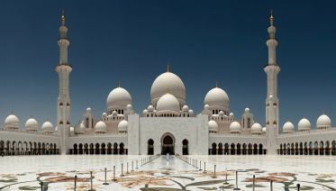 Full day Abu Dhabi City tour from Dubai